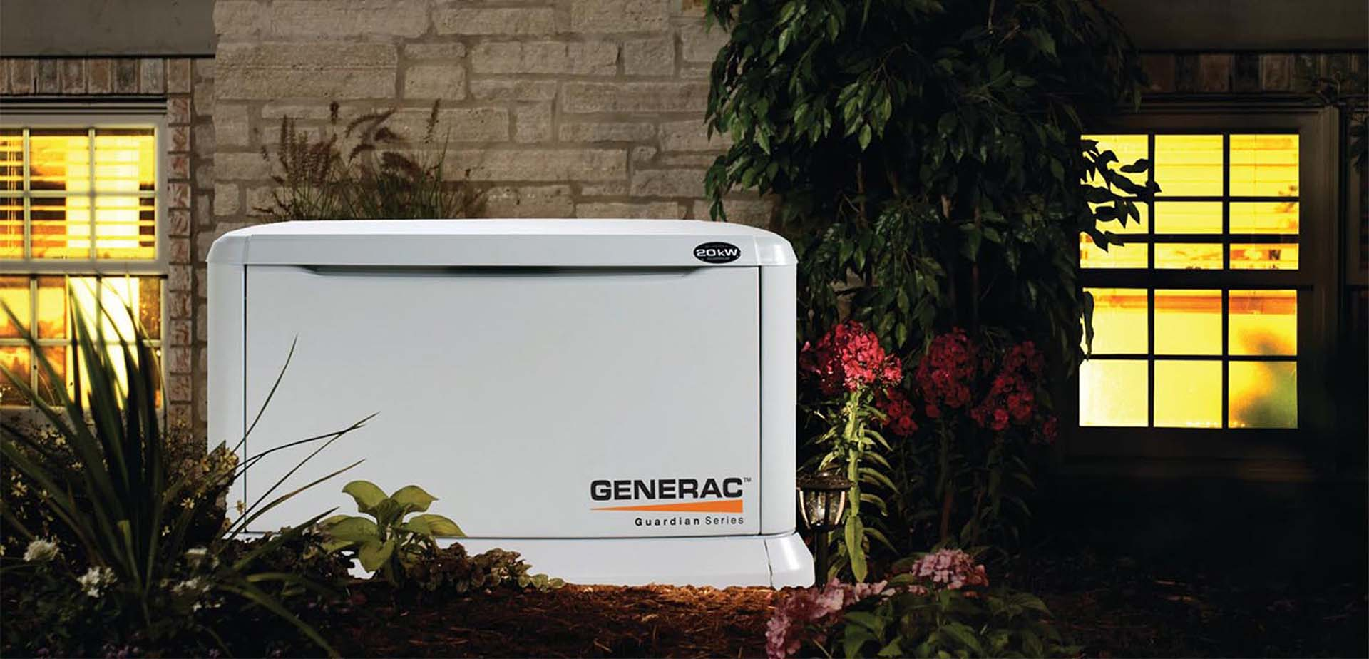 Generator Installation, Repair Services & Sale